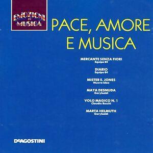 EMOZIONI-IN-MUSICA-IT971-72-PACE-AMORE-E-MUSICA-Nuova-Idea-Garybaldi-C-Rocchi