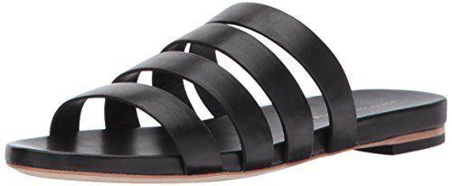 LOEFFLER RANDALL Donna Caspar Strappy (Pelle) Slide Sandal- Pick SZ/Color.