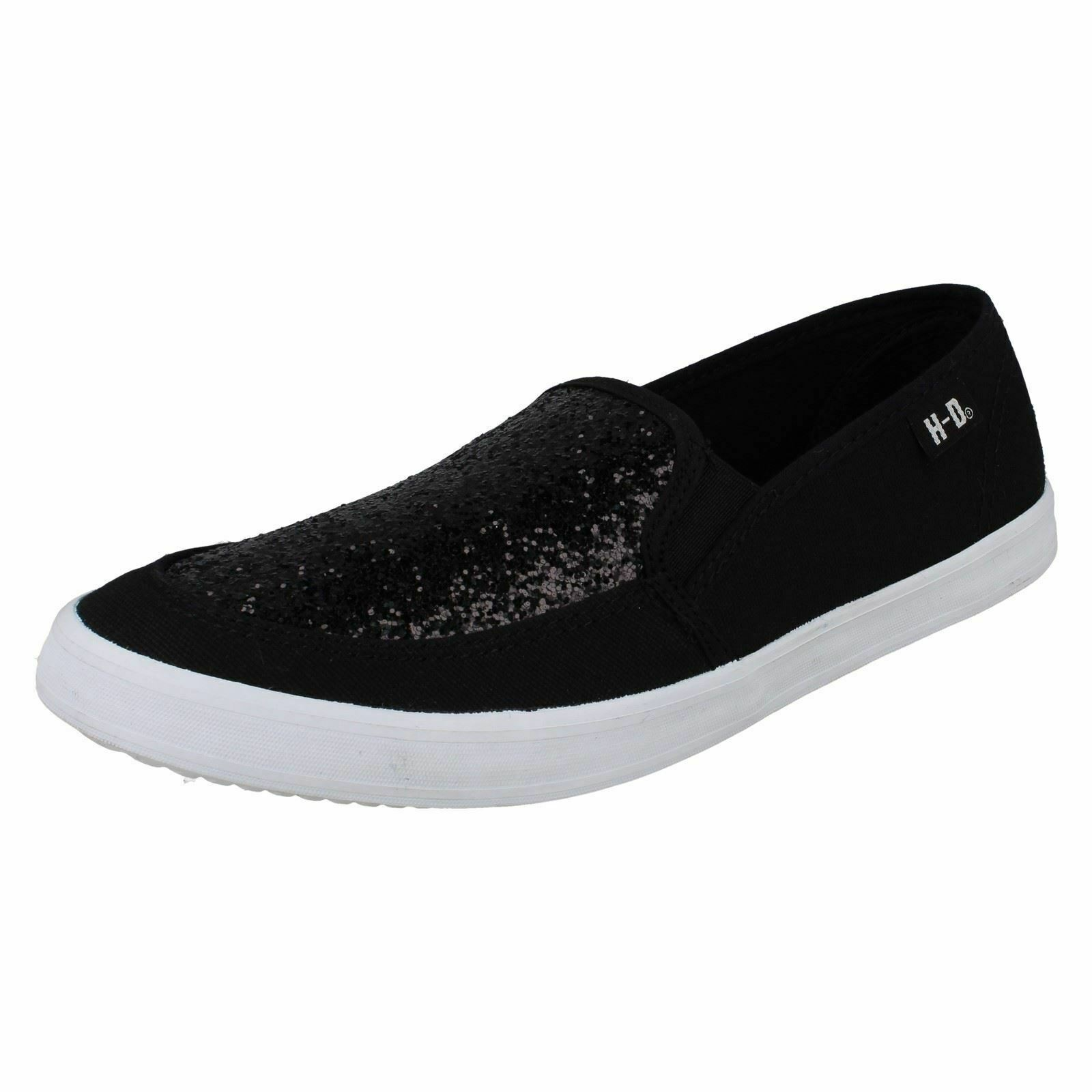 Ladies Harley Davidson Casual Slip On Pumps shoes Mading