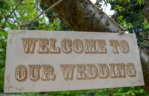 Welcome-To-Our-Wedding-Wooden-Engraved-Sign-Wedding-Decoration