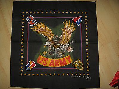 USA United States Army Military American Eagle Soldier Bandana Handkerchief