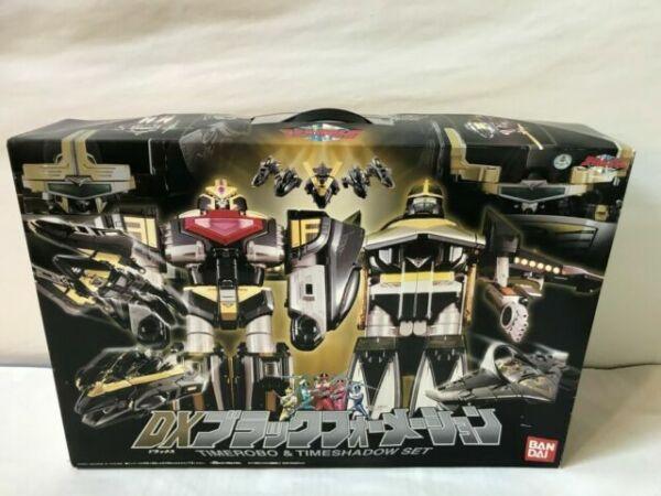 Power Ranger Time Force Timeranger DX Time Shadow Megazord BANDAI Japan