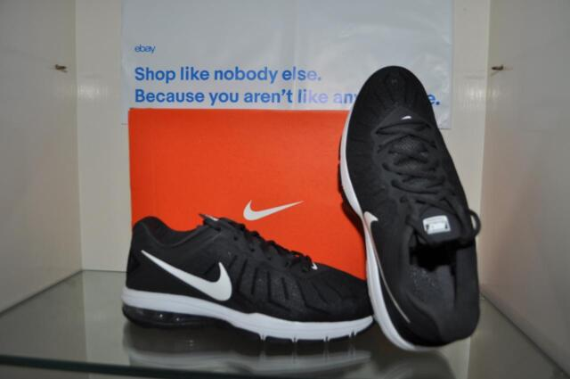 Nike Men's Air Max Full Ride TR 819004 001 BlackWhite Anthracite See Sizes NIB