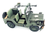 US-ARMY-MILITARY-JEEP-TIN-TOY-COLLECTABLE-LARGE-MODEL-PRESSED-METAL-1-12 thumbnail 2