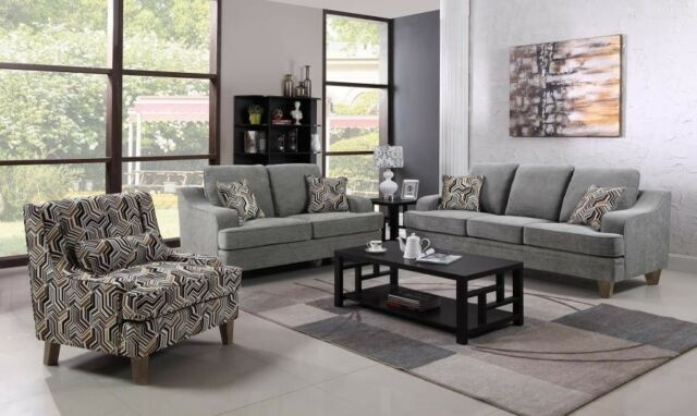 Coaster Fine Furniture Burbank Sofa And Loveseat