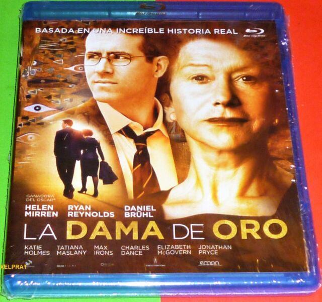 WOMAN IN GOLD / LA DAMA DE ORO -English Español- AREA B -Precintada