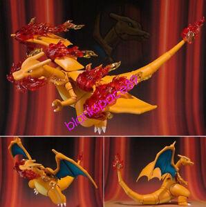 Pokemon-Charizard-S-H-Figuarts-SHF-Tamashi-Limited-Action-PVC-Figure-BOX