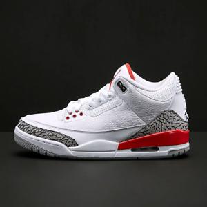 check out 96374 9ac98 Image is loading Nike-Air-Jordan-3-III-Retro-Katrina-Hall-