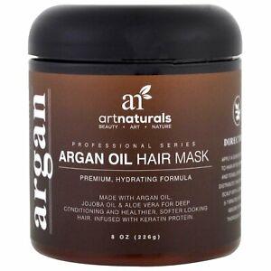 Artnaturals-Argan-Oil-Hair-Mask-8-oz-226-g-Cruelty-Free-Paraben-Free