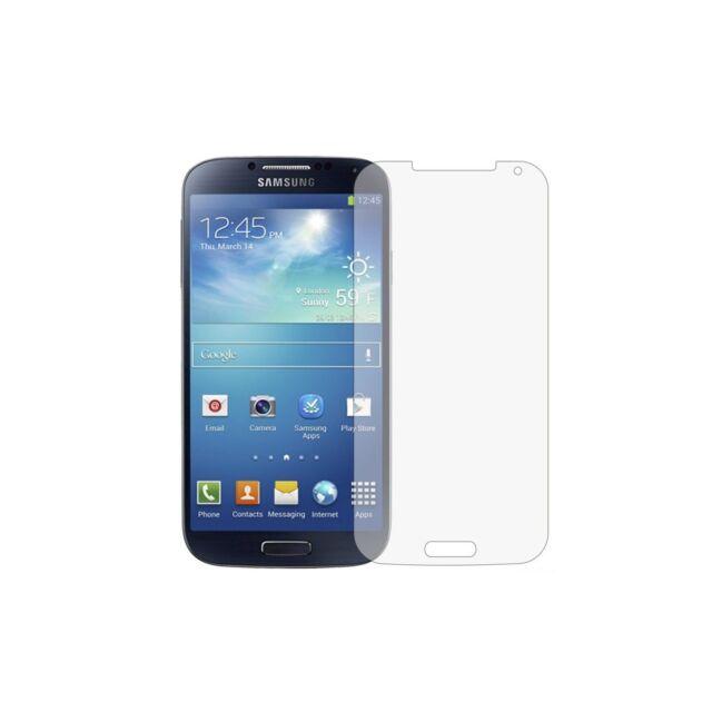 Lot de 5 FILMS de PROTECTION ECRAN pour Samsung Galaxy S4 I9500