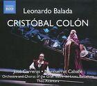 Leonarda Balada: Crist¢bal Col¢n (CD, Aug-2009, 2 Discs, Naxos (Distributor))