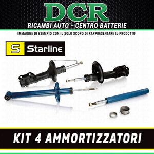 Kit-4-Ammortizzatori-STARLINE-FIAT-PANDA-141-0-9-1-0-1-1-3-ANNI-DI-GARANZIA