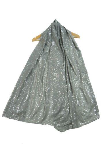 Sciarpa Con Punti Glitter roseglod macchie Donna superba qualità morbida