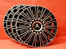 """15"""" Citroen C3,C4,C5,Picasso,Berlingo..Wheel Trims / Covers, Hub Caps,Quantity 4"""
