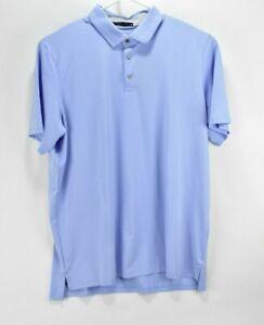 NEW-Greyson-Golf-Shirt-Katonah-Wolf-Polo-Mens-Size-XL-NWT-Blue