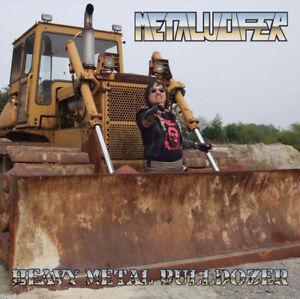 METALUCIFER-Heavy-Metal-Bulldozer-CD-2009-R-I-P-Records-NEW-SEALED