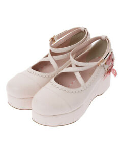 LIZ-LISA-Side-Lace-Up-Shoes-kawaii-japan-harajuku-sweet