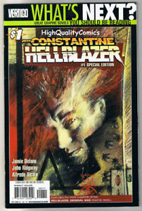 HELLBLAZER-Special-Edition-VF-NM-John-Constantine-2010-more-HB-in-store