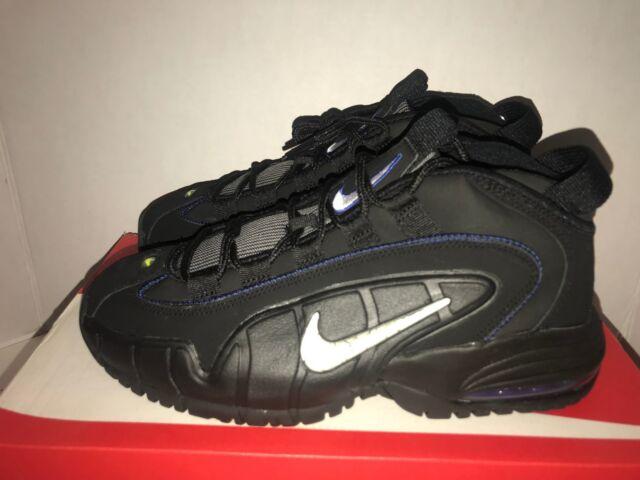Nike Air Max Penny LE Black Game Royal Orlando Grade School Size 6.5Y DS