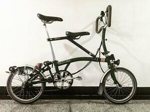 it chair kids child seat for brompton bicycle ebay