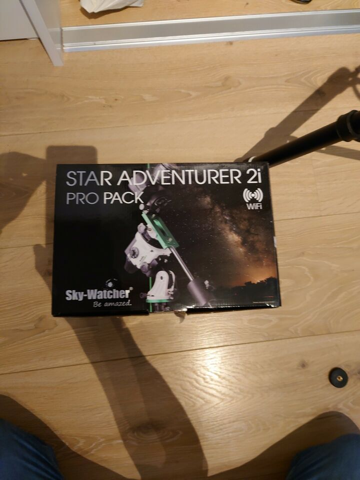 Star adventurer, Skywatcher, Star adventurer 2i Wifi