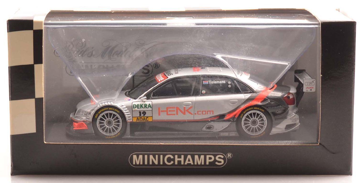 MINICHAMPS 400061419 Audi A4 DTM 2006 Team Midland Midland Midland O. Tielemans 1 43 NEU OVP 8ba2fb