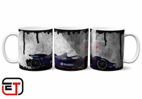 Team Envision Virgin Racing Mug And Coaster Gift Set