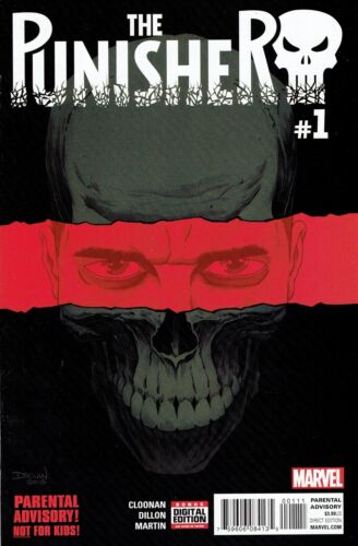 PUNISHER #1 STANDARD COVER