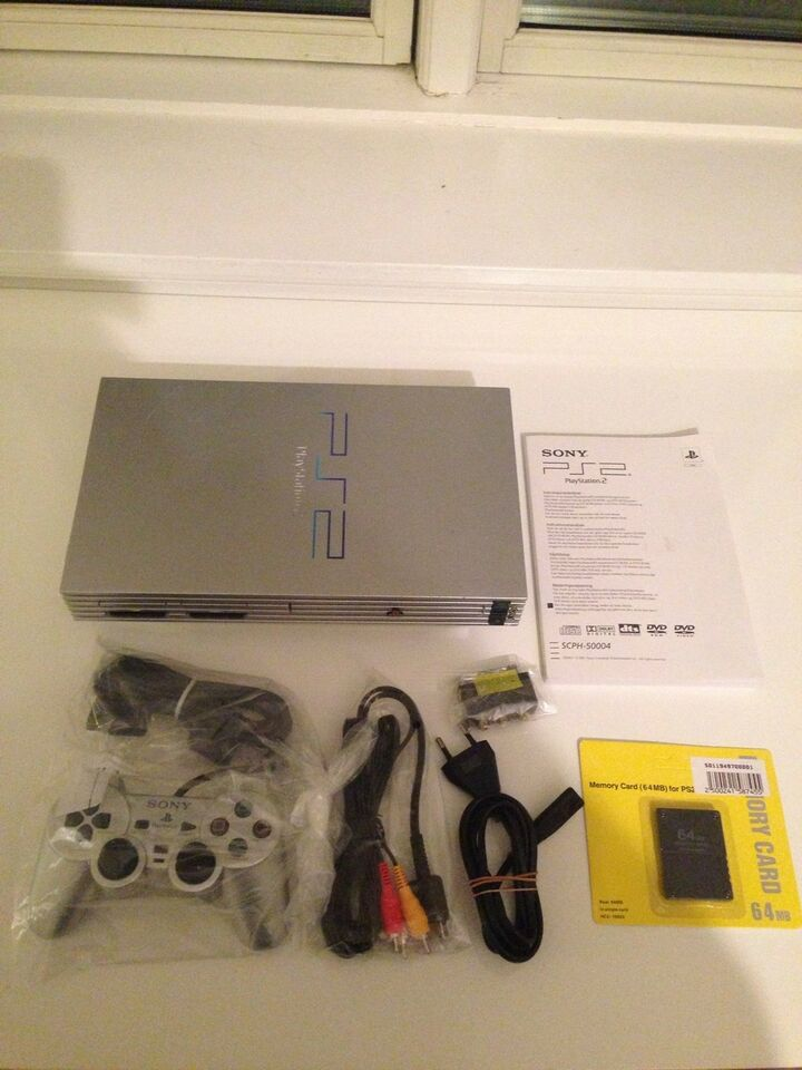 Playstation 2, SCPH-55004