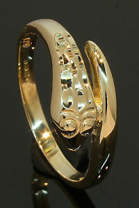 9-Carat-Yellow-Gold-Diamond-Cut-Snake-Ring-Size-O-80-20-044