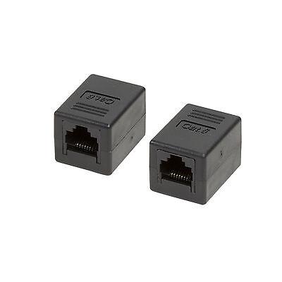 High End Cat6 Adattatore Di Rete 10 Gb Frizione Patch Prolunga Cavo Np0034a-
