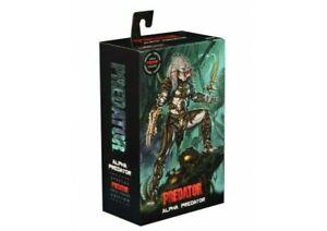 NECA Ultimate Alpha Predator 100th Edition 7 inch Action Figure