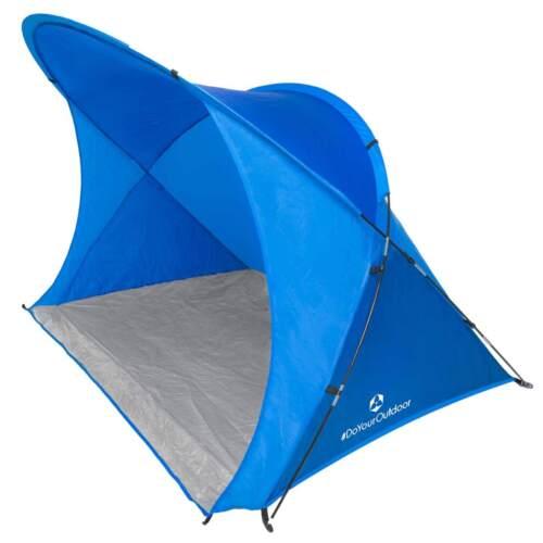 La Plage Coquillage Tente Protection Soleil Vent Tente UV Protection 200x150x130