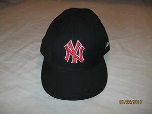 New York Yankees New Era Fitted Hat Cap Mens 7 3 4 Wool MLB NYY ... a6920aec22d9