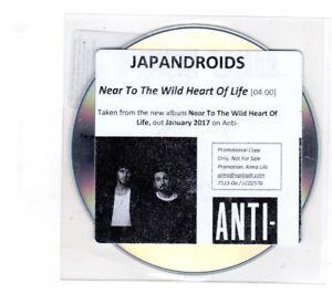 ID624 Japandroids Near To The Wild Heart Of Life  2017 DJ CD - Salisbury, United Kingdom - ID624 Japandroids Near To The Wild Heart Of Life  2017 DJ CD - Salisbury, United Kingdom