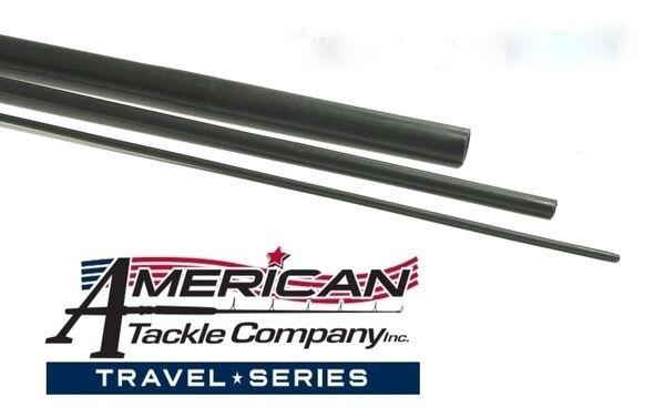 American tackle Artes Marciales Engranaje Engranaje Engranaje Varilla de viaje bajo en blancoo (AT841-3) bba534