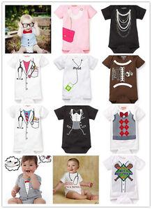 Baby-halloween-Kid-Boy-Girl-Party-wedding-Costume-short-sleeve-Romper-Bodysuit