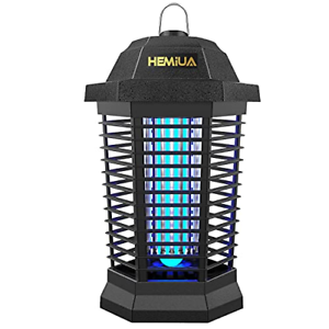 HEMIUA Fly Killer, Electric Insect Killer, Insect Fly zapper Pest Attractant Bug