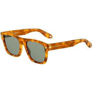 f34500716c Image is loading GIVENCHY-7011-S-Sunglasses-Light-Havana-7011-S