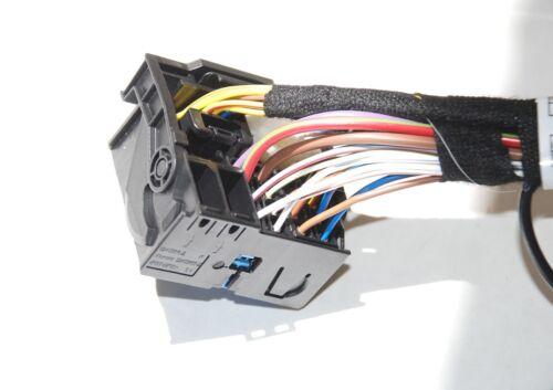 BMW E46 3-SERIES M3 NAVIGATION SYSTEM RETROFIT WIRING HARNESS ADAPTER KIT NEW