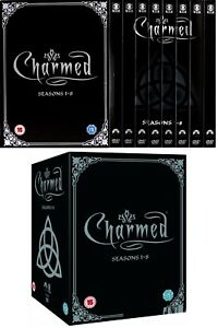 CHARMED-1-8-1998-2006-COMPLETE-Power-of-3-TV-Seasons-Series-NEW-Rg2-DVD-not-US