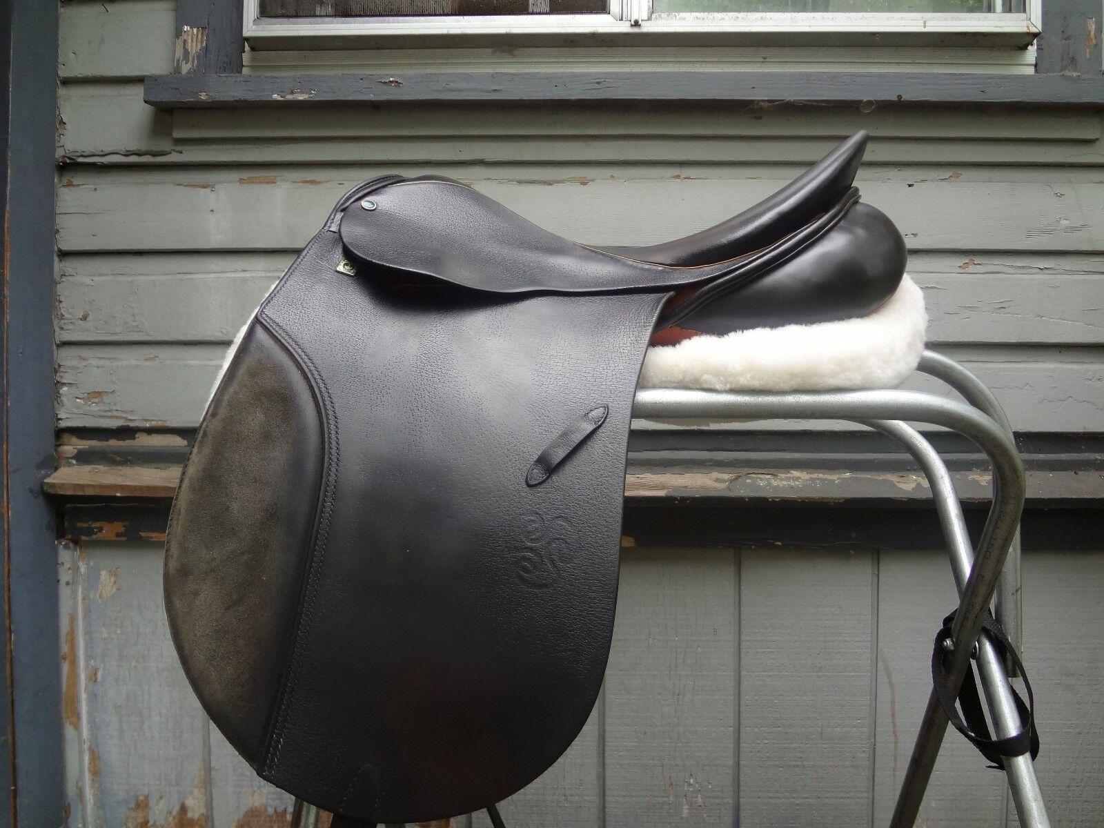Stubben Dressage saddle Tristan Special 1831.5 cm