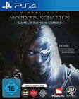 Mittelerde: Mordors Schatten -- Game of the Year Edition (Sony PlayStation 4, 2015)