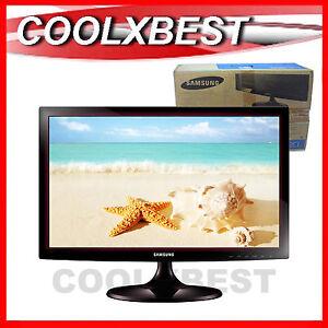 SAMSUNG-21-5-034-HD-LED-LCD-PC-MONITOR-MAGIC-UPSCALE-MEGA-CONTRAST-DVI-VGA-S22C300B