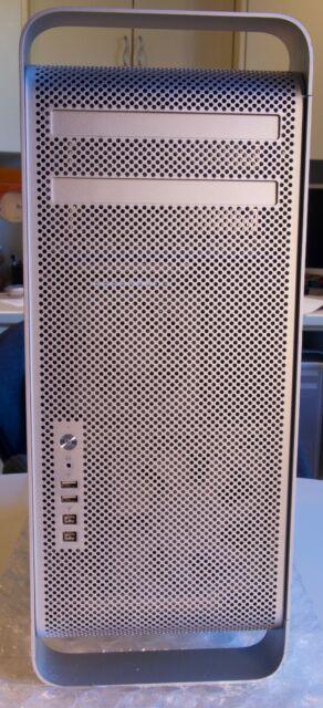 2010 Apple Mac Pro 5,1 A1289 3.33 Ghz 6 core 32GB RAM 500 GB SSD 3TB HD HD5770