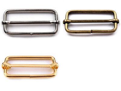Versteller Staffelpreise Verschieber für Gurtband 30mm Kunststoff schwarz