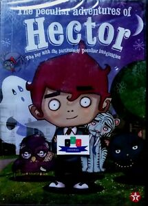 The-Peculiar-Adventures-Of-Hector-DVD-2008-New-And-Sealed
