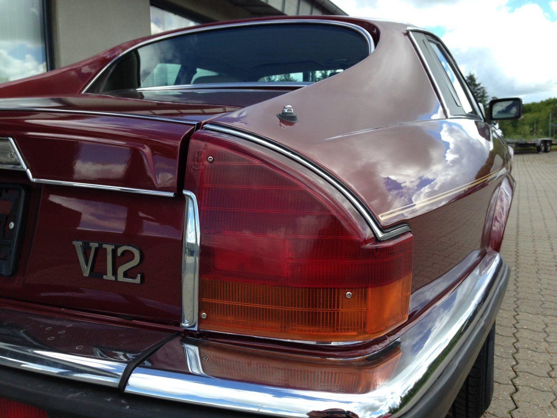 Jaguar XJS 5,3 aut. 2d