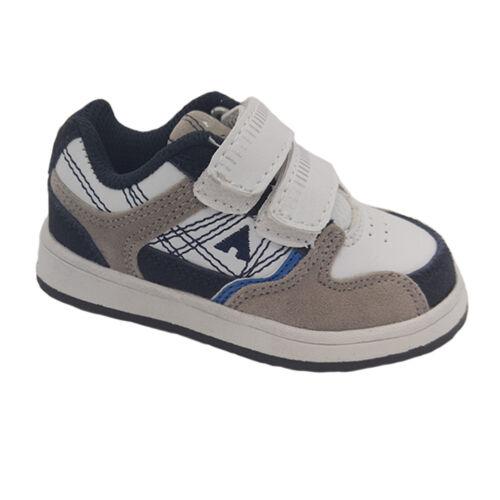 Boys Toddler Shoes Airwalk Slide Skate Shoe Hook and Loop Size US 5-12 NEW