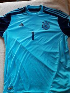 Neuer 1 Trikot Adidas DFB WM 2014 Home Torwart S bis 3XL Deutschland